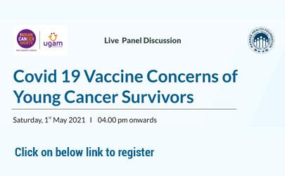 Covid 19 Vaccine Concerns of Young Cancer Survivors
