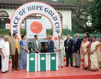 Race of Hope Gold Cup 2014